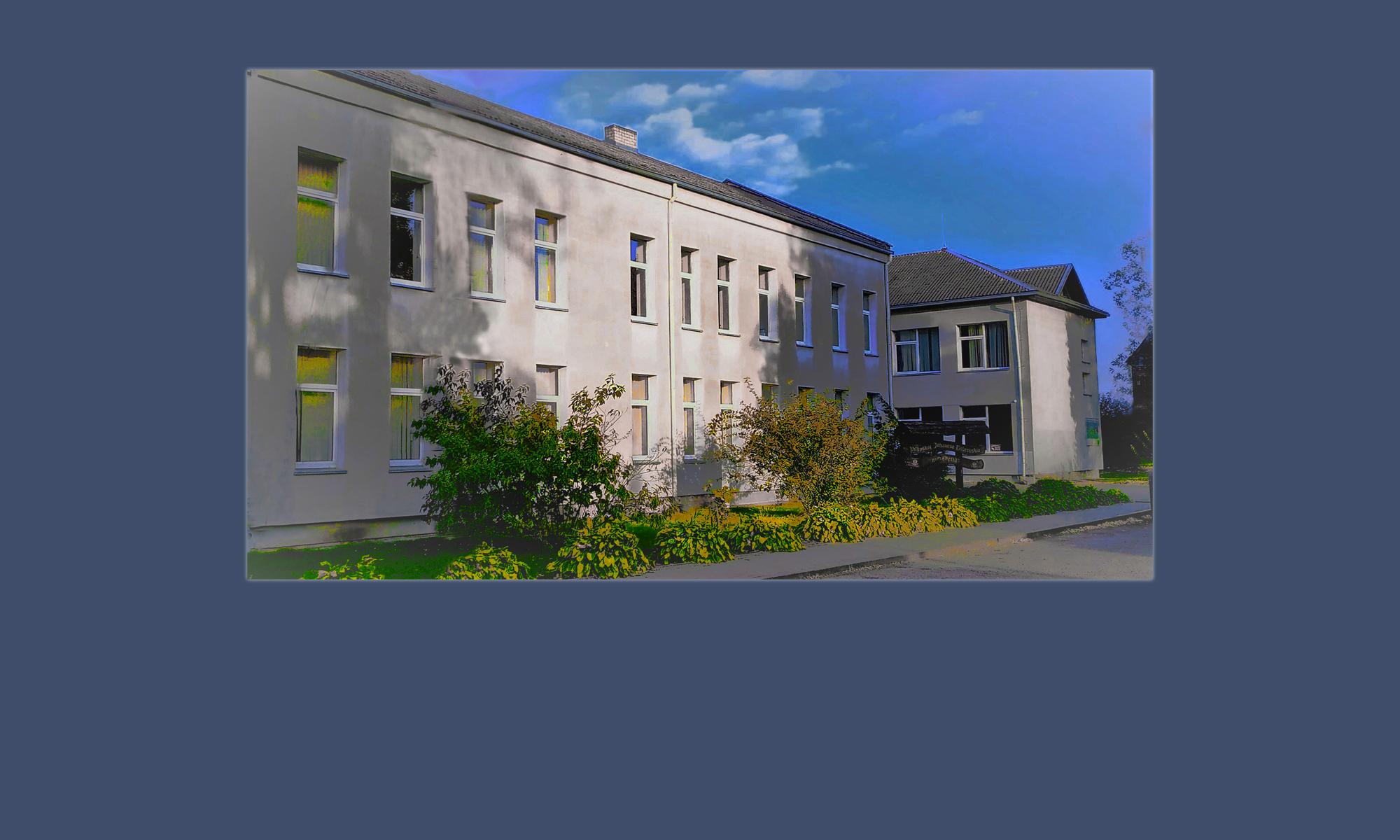 Vilkyškių Johaneso Bobrovskio gimnazija